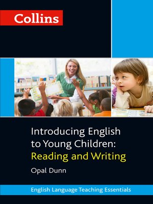 cover image of Collins Introducing English to Young Children