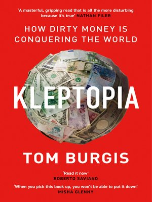 cover image of Kleptopia