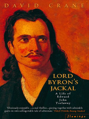 cover image of Lord Byron's Jackal