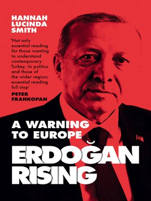 cover image of Erdogan Rising