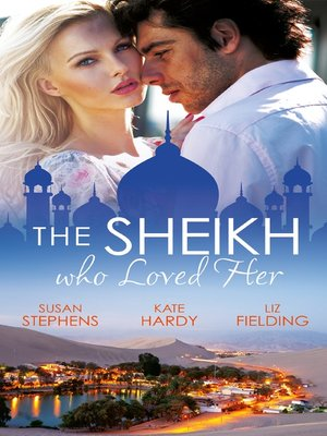 cover image of The Sheikh Who Loved Her