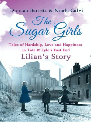 cover image of The Sugar Girls--Lilian's Story