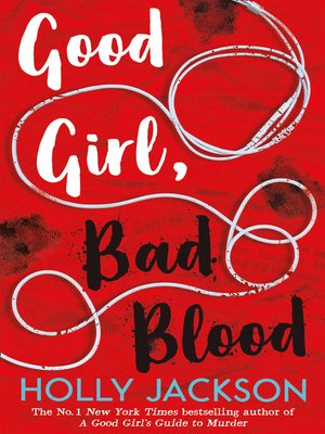 cover image of Good Girl, Bad Blood