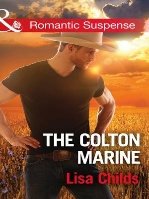 cover image of The Colton Marine