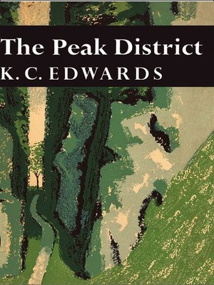 cover image of The Peak District