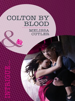 cover image of Colton by Blood