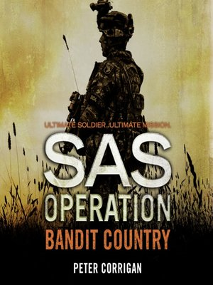cover image of Bandit Country