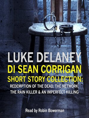 cover image of DI Sean Corrigan Short Story Collection