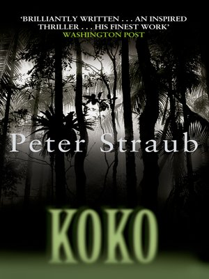 cover image of Koko