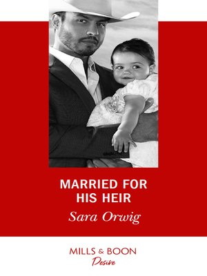 cover image of Married For His Heir