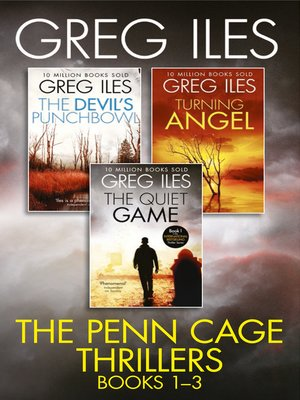 cover image of Greg Iles 3-Book Thriller Collection