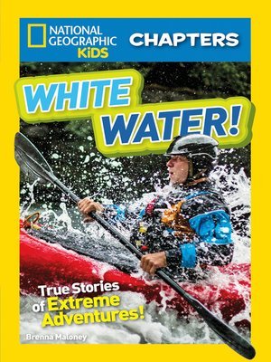 cover image of White Water!