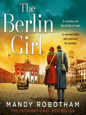 cover image of The Berlin Girl