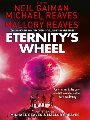 cover image of Eternity's Wheel (Interworld, Book 3)