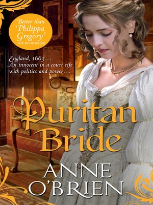 cover image of Puritan Bride