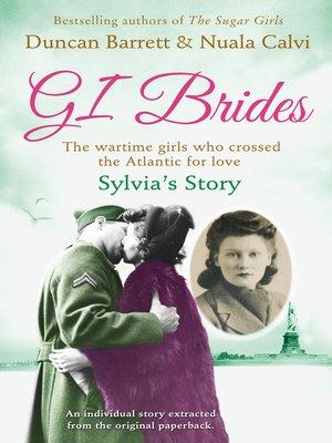 cover image of Sylvia's Story (GI Brides Shorts, Book 3)
