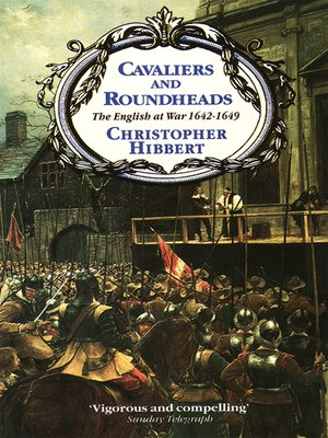 cover image of Cavaliers and Roundheads