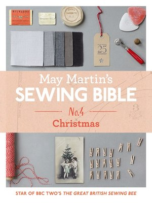 cover image of May Martin's Sewing Bible e-short 4