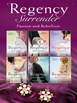 cover image of Regency Surrender