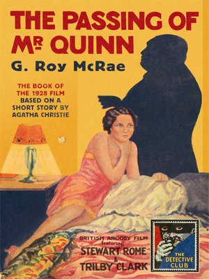 cover image of The Passing of Mr Quinn