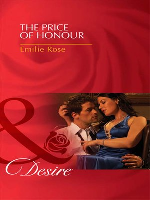 cover image of The Price of Honour