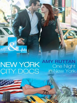 cover image of One Night in New York