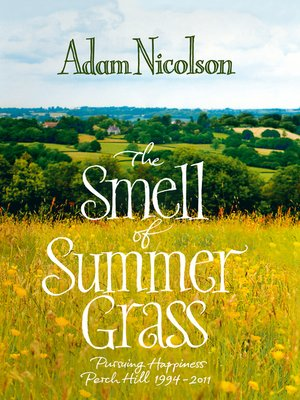 cover image of Smell of Summer Grass