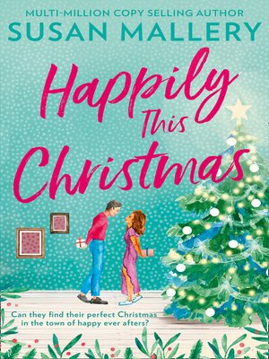 cover image of Happily This Christmas