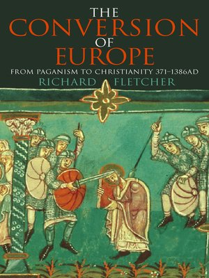 cover image of The Conversion of Europe