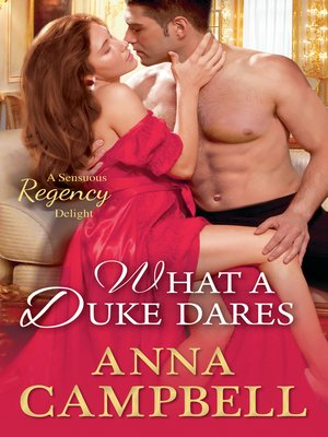 cover image of What a Duke Dares