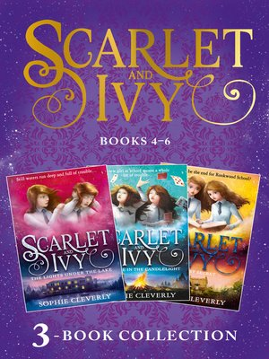 cover image of Scarlet and Ivy 3-book Collection, Volume 2
