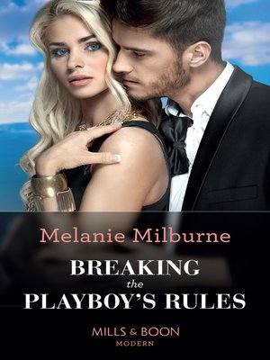 cover image of Breaking the Playboy's Rules