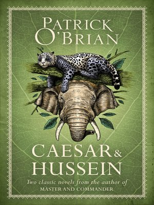 cover image of Caesar & Hussein