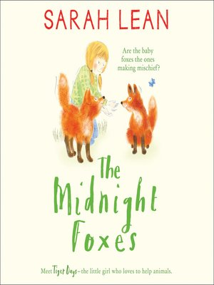 cover image of The Midnight Foxes