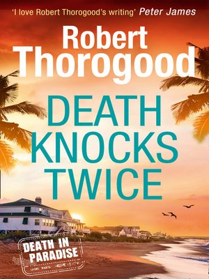cover image of Death Knocks Twice