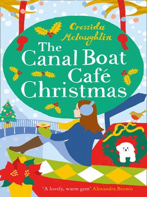 cover image of The Canal Boat Café Christmas