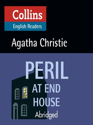 cover image of Peril at End House