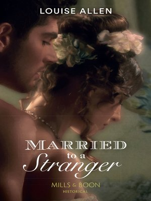 cover image of Married to a Stranger