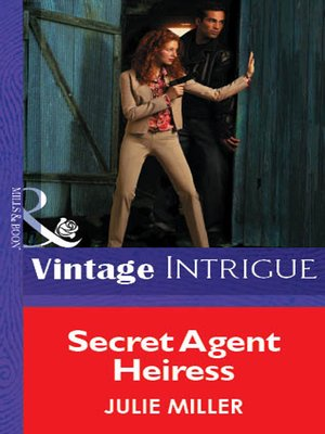 cover image of Secret Agent Heiress