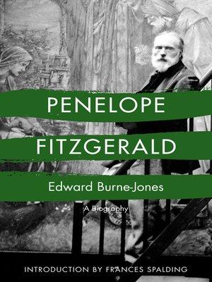 cover image of Edward Burne-Jones