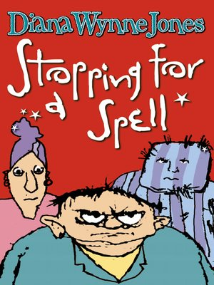 cover image of Stopping for a Spell