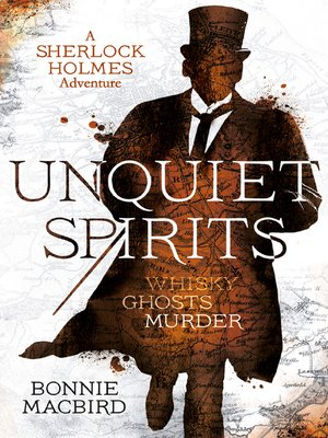 cover image of Unquiet Spirits