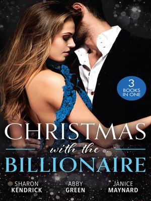 cover image of Christmas With the Billionaire