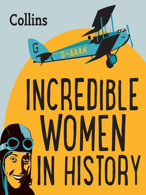 cover image of Collins – Incredible Women In History