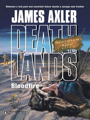 cover image of Bloodfire