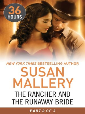 cover image of The Rancher and the Runaway Bride Part 3