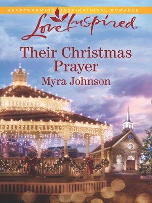 cover image of Their Christmas Prayer