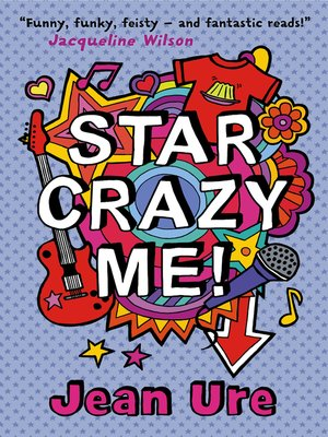 cover image of Star Crazy Me