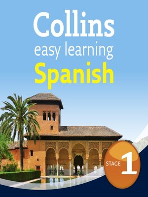 cover image of Easy Learning Spanish Audio Course – Stage 1