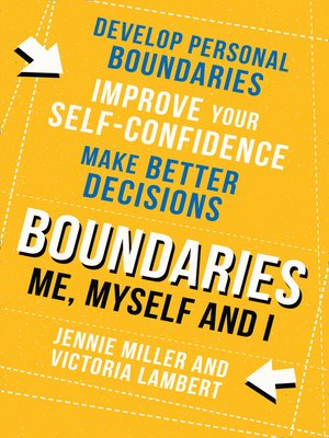 cover image of Boundaries, Step One